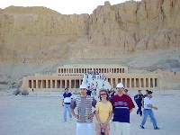 Ägypten Sehenswurdigkeiten Tal der Konige valley of the Kings Tempel