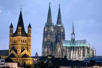 beliebteste Reiseziele Deutschland Kölner Dom
