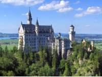 Fuessen Schloss Neuschwanstein freie Bilder