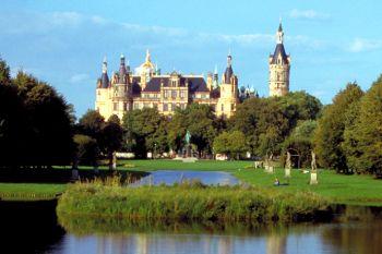 Schönste Ausflugsziele Deutschland Schweriner Schloß