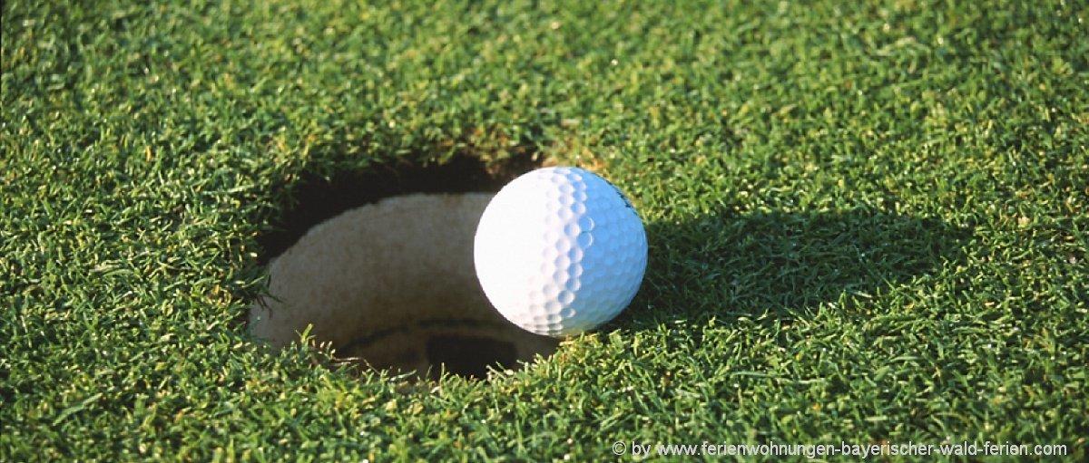 Sportliche Aktivitäten Vejers Strand - Golfen am Golfplatz