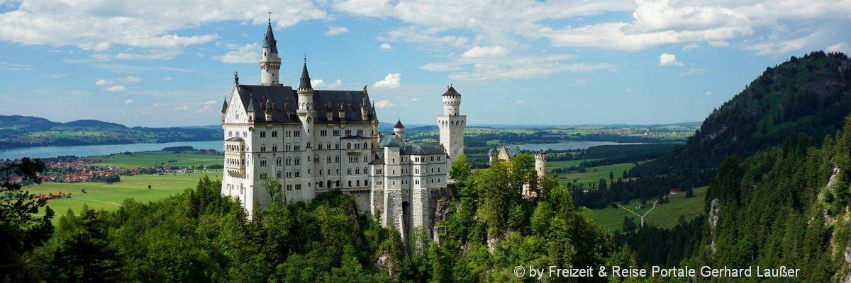 Reiseziel Bayern Highlights und Attraktionen