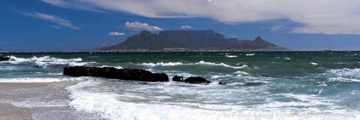 Sehenswürdigkeiten in Afrika Highlights Südafrika