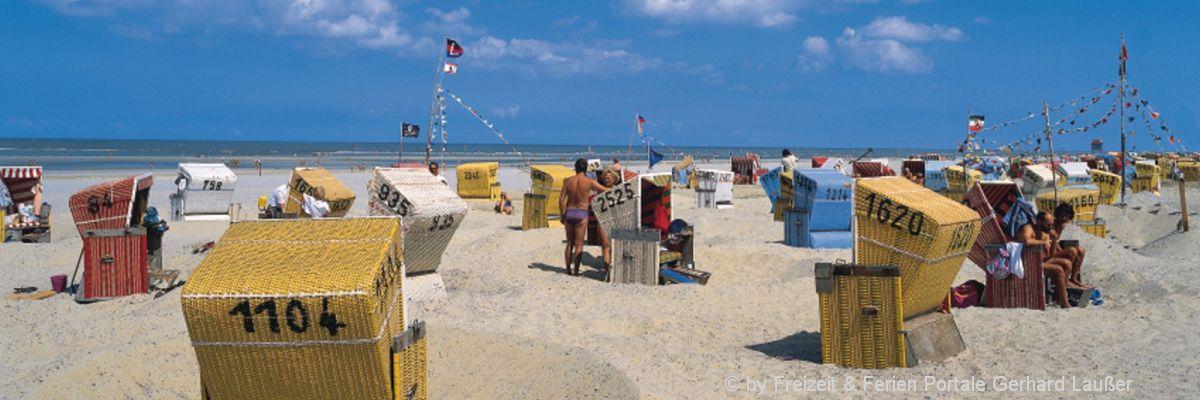 Urlaub Aktivitäten am Vejers Strand an der Nordsee